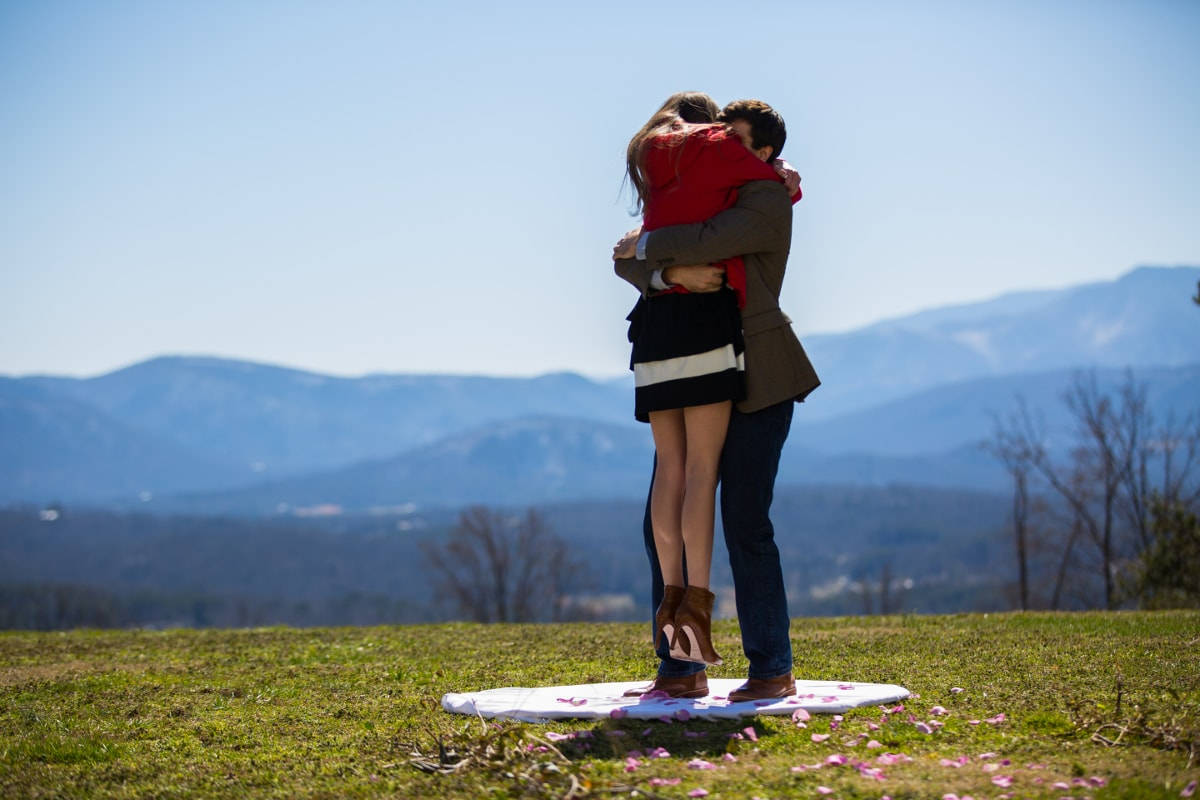 The Best Places To Propose In The Smoky Mountains Of Tennessee