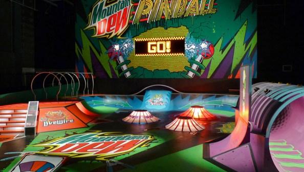 Mountain Dew And BBDO Make A Skate Park/Pinball Machine | Co