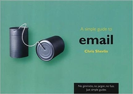 A Simple Guide to Email book cover
