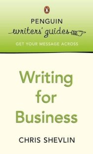Writing for Business book cover