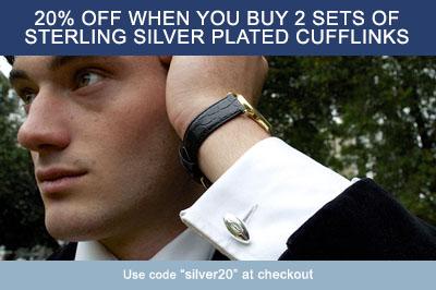 cufflinks for men christopher simpson