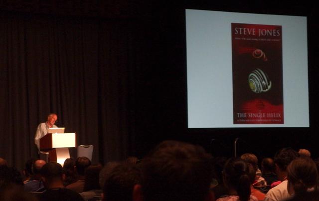 Steve Jones Gould lecture