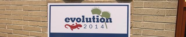 Evolution 2014!