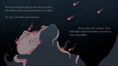 The Deep Sea Guide to Parenthood (excerpt) © Michael LoPalo (Project Summary)