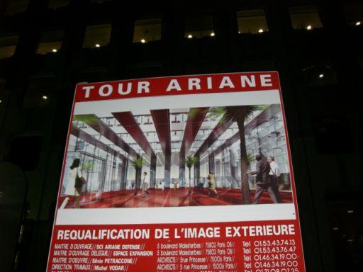 Tour Ariane