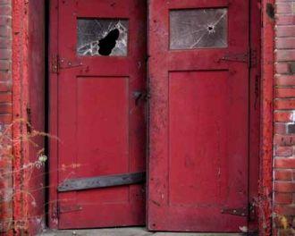 Portes cassées