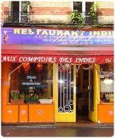 Restaurant Aux Comptoirs Des Indes