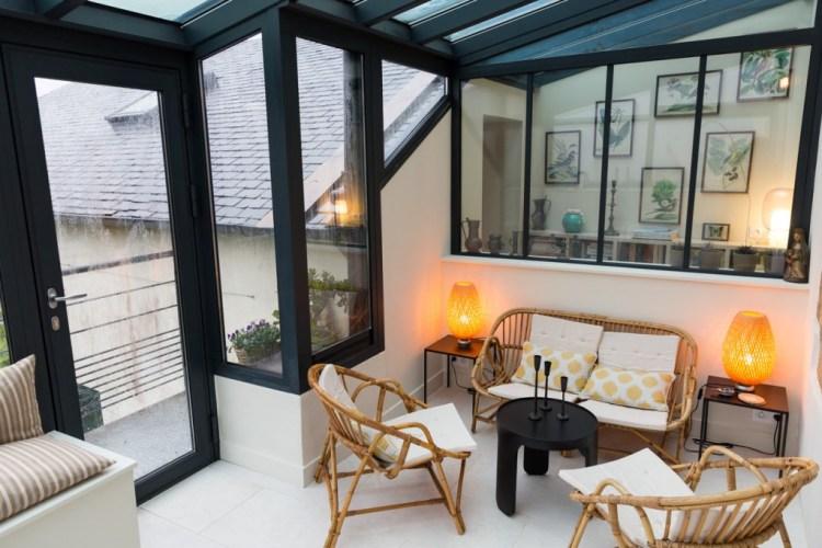 reportage pour Anne Simon Architecte d'intérieur à Daoulas