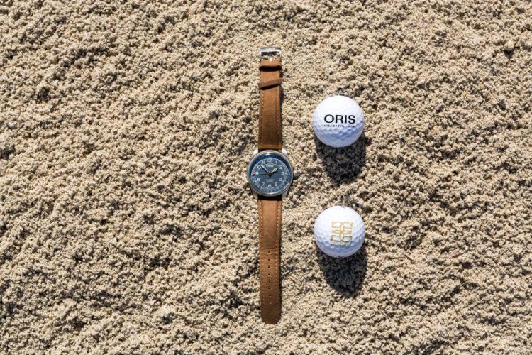 reportage entreprise montres Oris golf quimper Bénodet