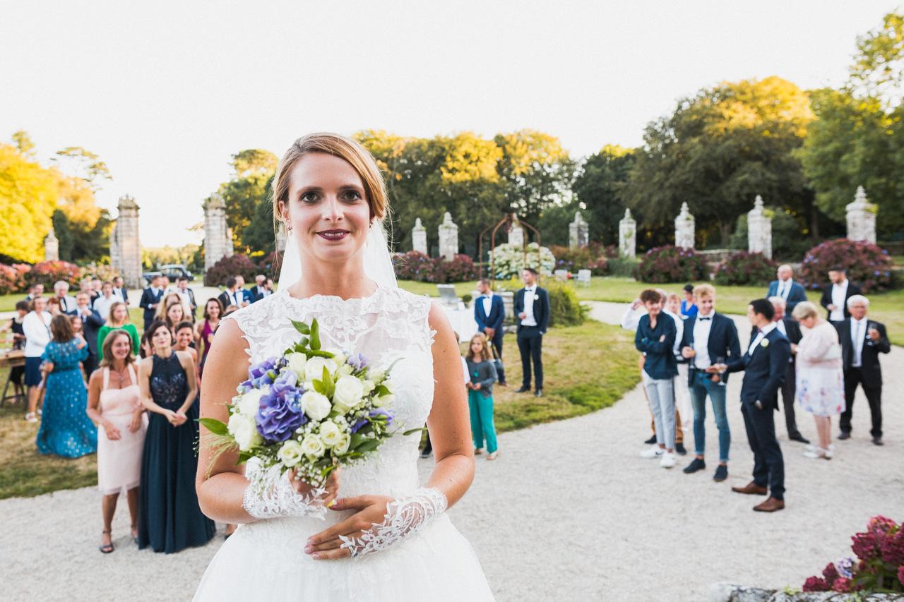 photo de cocktail mariage quimper Landudec Plozevet