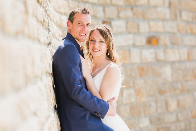 photo de groupe de mariage benodet