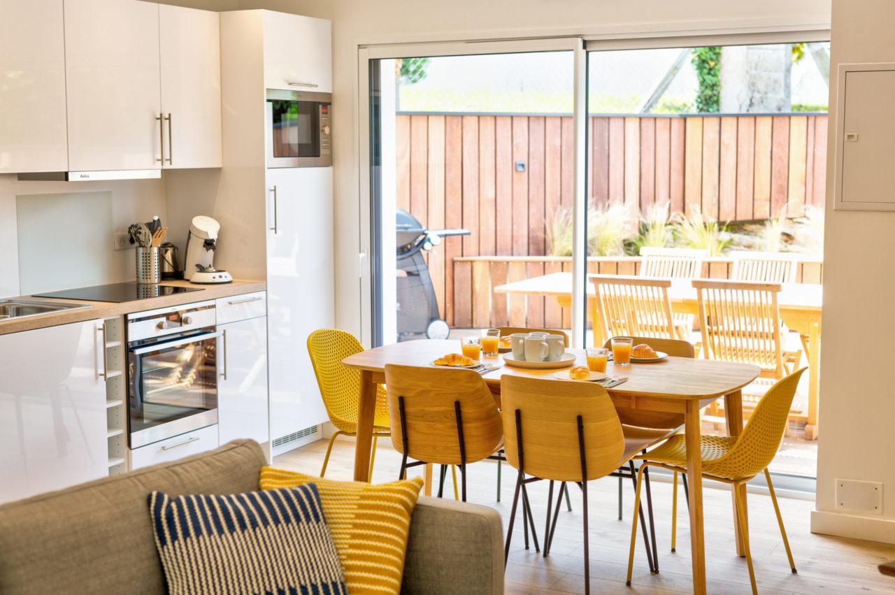 photo cuisine residence du phare ste-marine