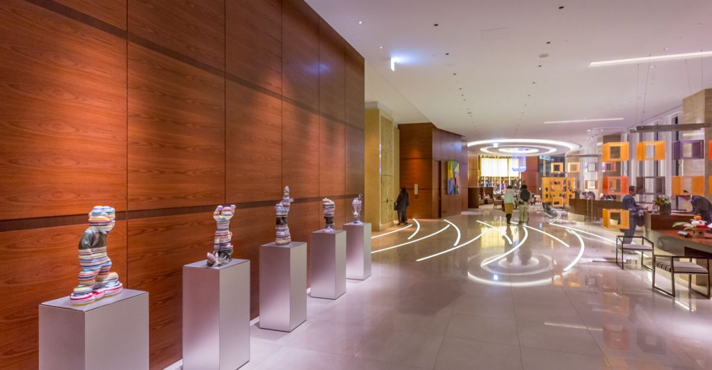 JAPAN Intercontinental Osaka Is The Best Base To Explore