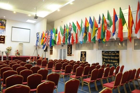 Tottenham Tabernacle Auditorium 2