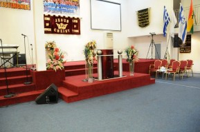 Tottenham Tabernacle Auditorium 6