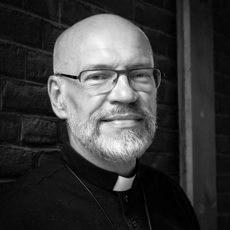 Pfarrer Joachim Schwarzmüller
