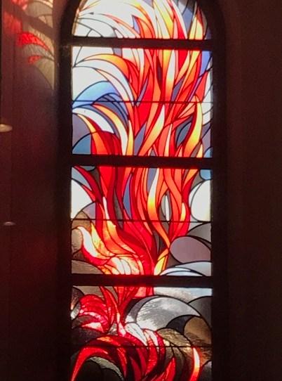 Fenster St, Adalbert Aachen