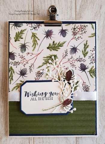 Facebook live Frosted Floral suite