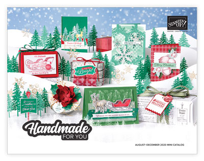 Link to the August-December 2020 Mini Catalog