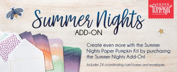 Shop now button to order the Stampin' Up! Summer Nights Add- On