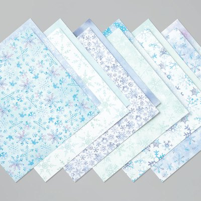 Shop now link for the Snowflake Splendor DSP in Christy's Online Store