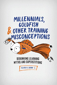 Millenials, Goldfish, and Other Training Misconceptions book cover