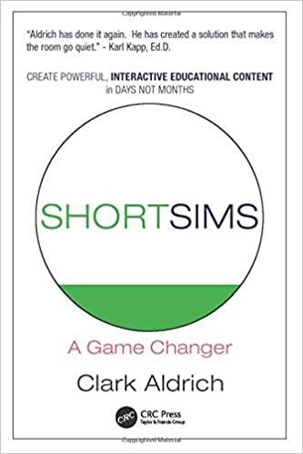 Short Sims: A Game Changer by Clark Aldrich