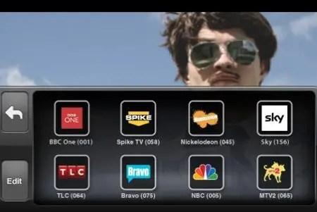 SlingPlayer Mobile Screenshot