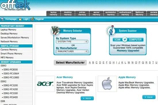 Offtek Screenshot