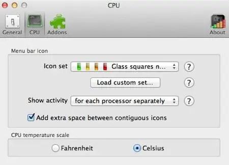 CPULed Screenshot