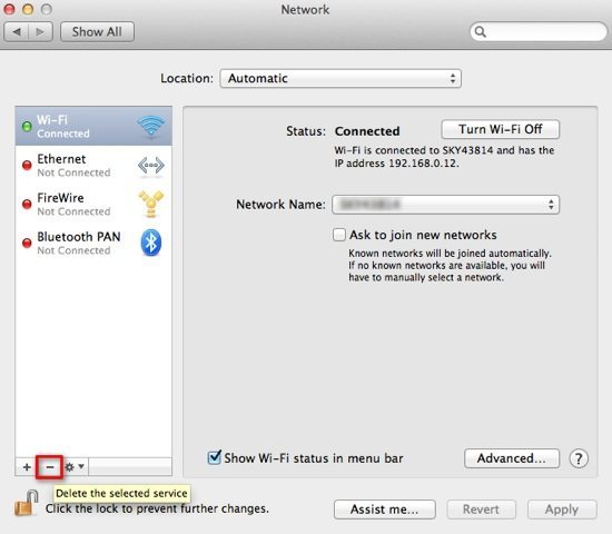 How To Fix WiFi Connection Problems in Mac OS X Lion