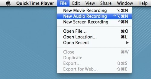 How To Record Voice Podcasts On The Mac - ChrisWrites com