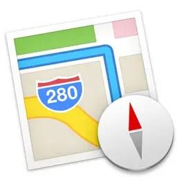 Navigating The New Maps App In Os X Mavericks Chriswrites Com