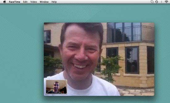 FaceTime Call 3