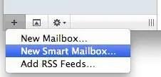 New Smart Mail Box Menu