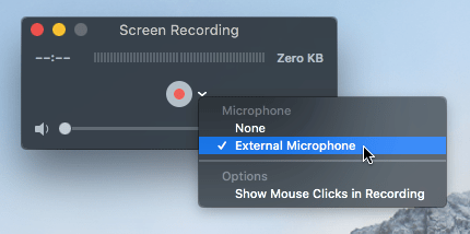 How to record your Mac's screen using QuickTime and Mojave's