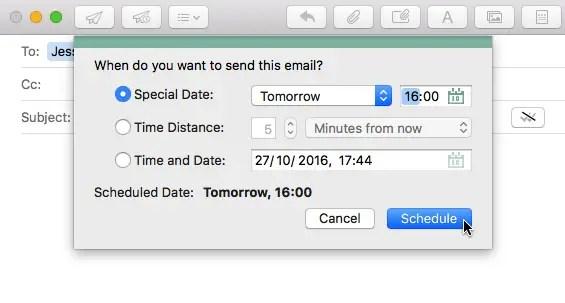 mailbutler-scheduler
