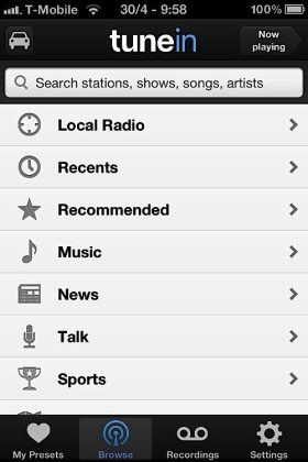 How to listen to and record internet and digital radio on