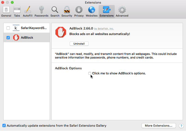 Never see another ad: How to block adverts on your Mac