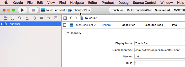 xcode-dropdown
