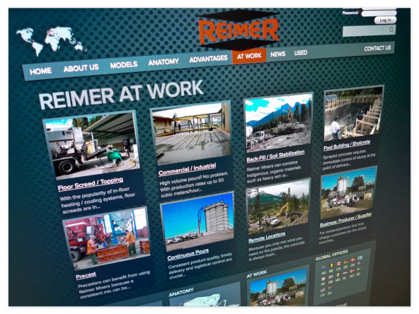 Reimer Alliance website
