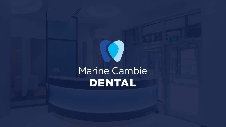 Marine Cambie Dental logo cover image