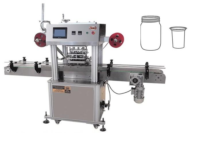 توريد-وتصدير-ماكينات-لحام-الغطاء-على-العبوات-من-الرول-2-خط-اوتوماتيك-موديل-GP-SL2