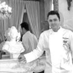 M.O.F. Fabrice Desvignes, Vainqueur Bocuse d'Or 2007 et les cuisiniers du Sénat