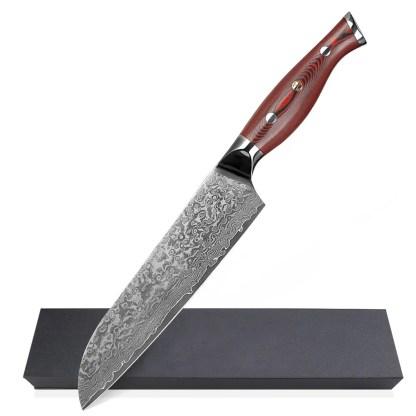 Couteau Santoku Unicorn 17,5 cm