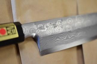 Couteaux japonais acier carbone