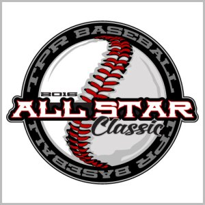 All Star Baseball Design