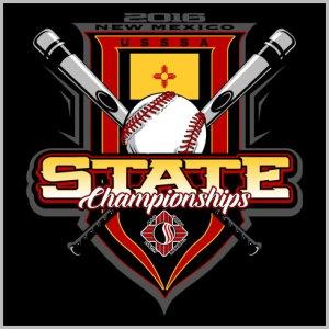 State Baseball Design