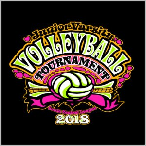 Volleyball Tournament Shirt