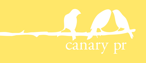 Canary Public Relations Logo